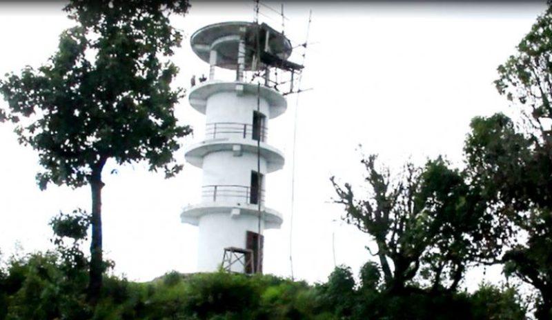 पर्यटकीयस्थल रुपाकोटमा भ्यू टावर बनाउन शुरु