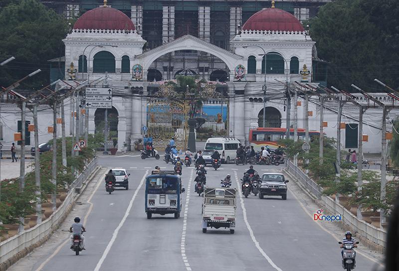 बिप्लव बन्द: काठमाडौंमा यस्तो देखियो दृश्य (फोटोफिचर)