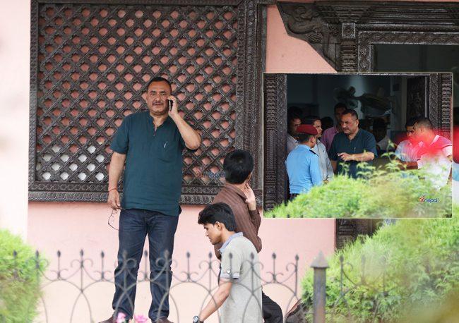 दुई वर्ष भारतमा लुकेका पूर्वआईजीपी रमेश चन्दको सर्वोच्चमा दुई घण्टा (फोटोफिचर)