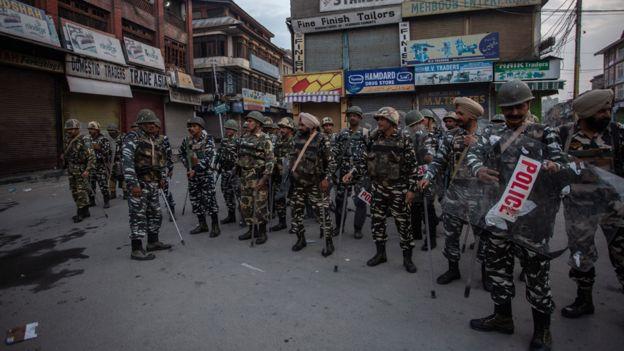 पूरा कश्मीर जेलमा परिणत, एक खुला जेल…