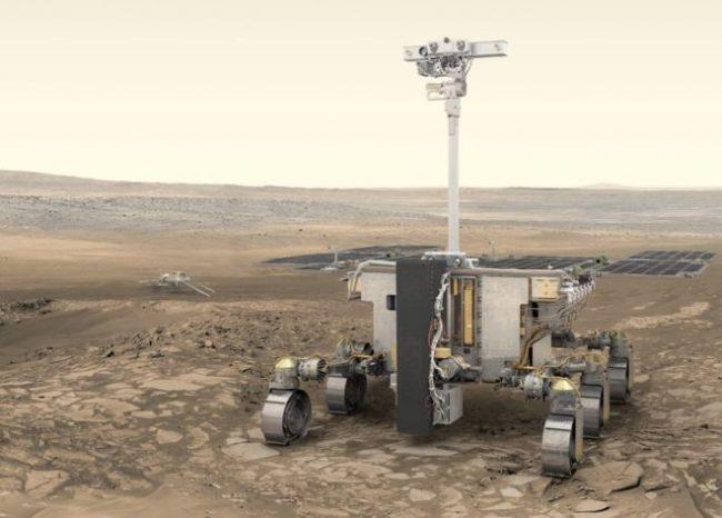 यूरोपको मङ्गलग्रह यात्रालाई झट्का, प्यारासुट परीक्षणमा दोस्रो पटक असफलता