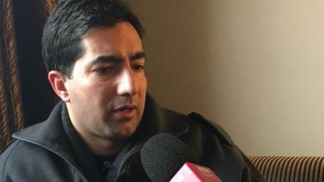 कश्मीरी नेता दिल्लीबाट पक्राउ