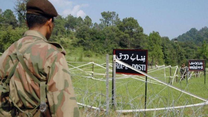 दशकौँदेखि भारत र पाकिस्तानका सेना कश्मीर सीमामा आमुन्नेसामुन्ने
