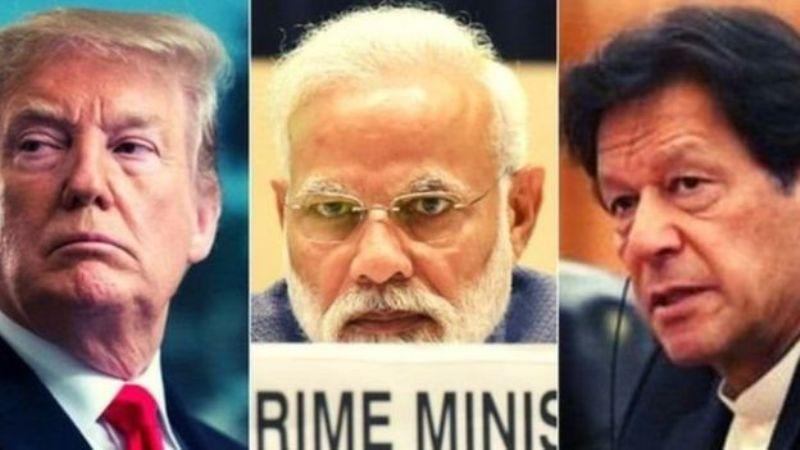 कश्मिर मुद्दामा ट्रम्पको अभिव्यक्ति : स्थिति 'विस्फोटक'