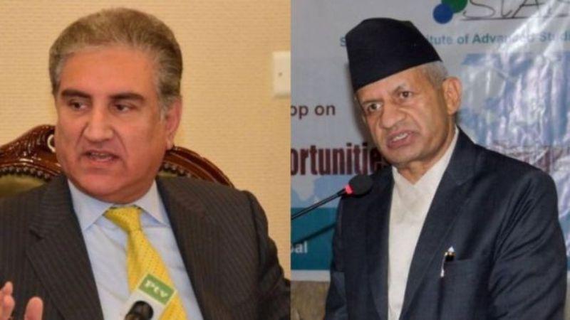 कश्मीर मामिलामा नेपालको भूमिका खोज्दै पाकिस्तान