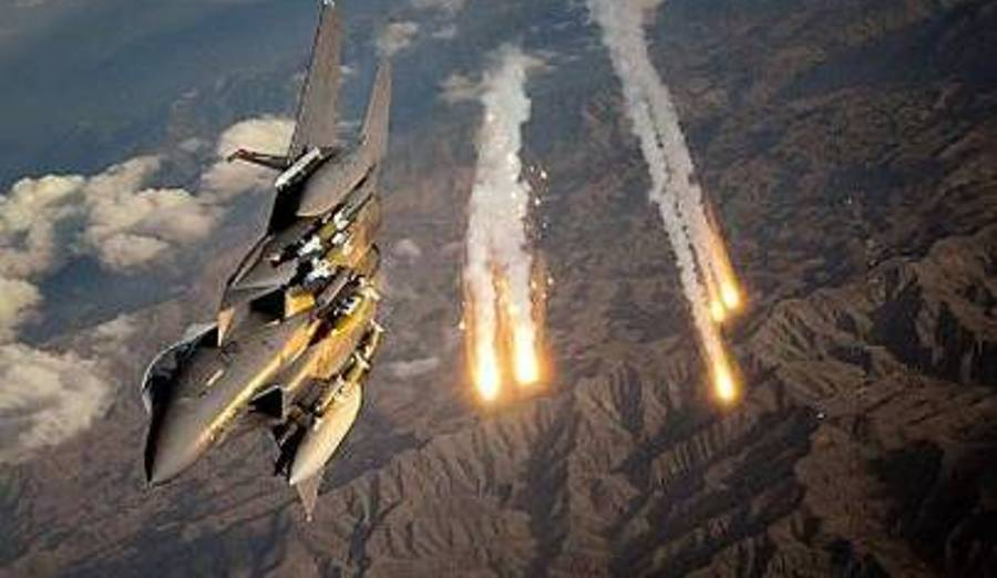अफगानिस्तानमा हवाई आक्रमण, तेह्र तालिवान लडाकूको मृत्यु