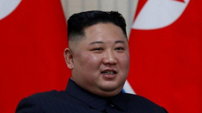 उत्तर कोरियाद्वारा हतियार परीक्षण