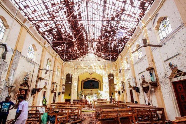 शृङ्खलाबद्ध बम विस्फोटनपछि श्रीलङ्काका मुसलमान समुदायसँग 'फरक व्यवहार'