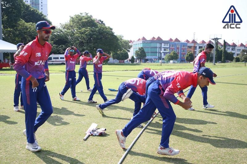 यू–१९ एसिया कप खेल्न नेपाली टोली शनिबार श्रीलंका जाने
