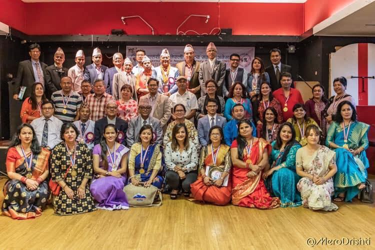 लण्डनमा छैटौँ अन्तर्राष्ट्रिय नेपाली साहित्य सम्मेलन सम्पन्न