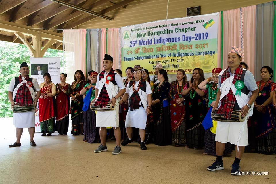 फिप्ना न्यूह्यामसरले मनायो विश्व आदिवासी दिवस