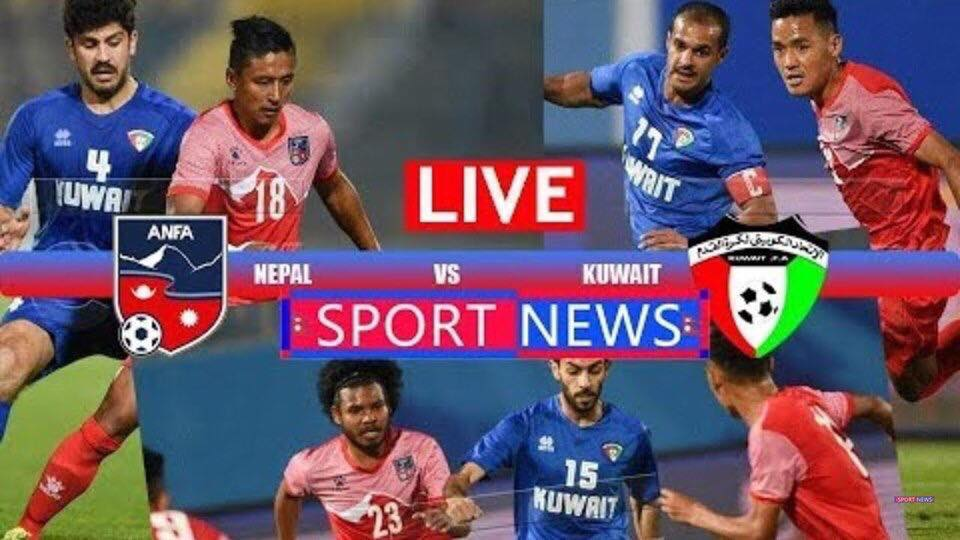 विश्वकप छनोट–नेपाल र कुवेतबीचको होम खेल कुवेतमा