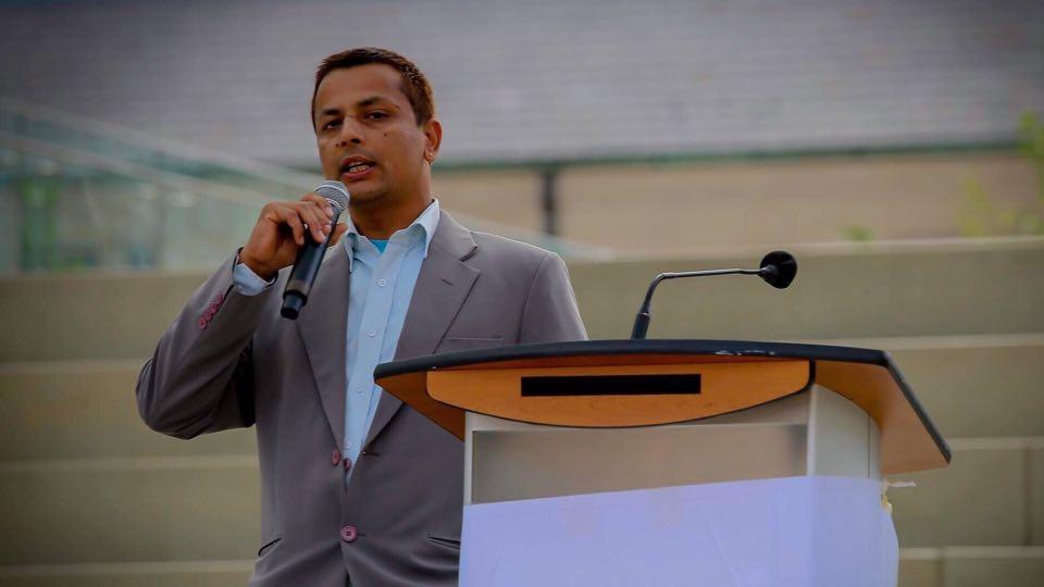 एनआरएनए क्यानडाको नयाँ नेतृत्वमा घिमिरे