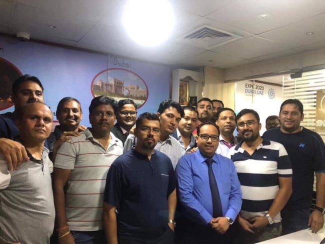 नेपाली समाज युएईको नयाँ नेतृत्वका लागिउम्मेदवारी दर्ता