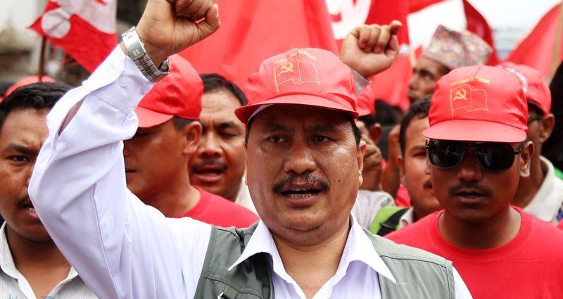 पार्टी छोड्ने कागज गरेर धमाधम रिहा हुँदै विप्लवका कार्यकर्ता