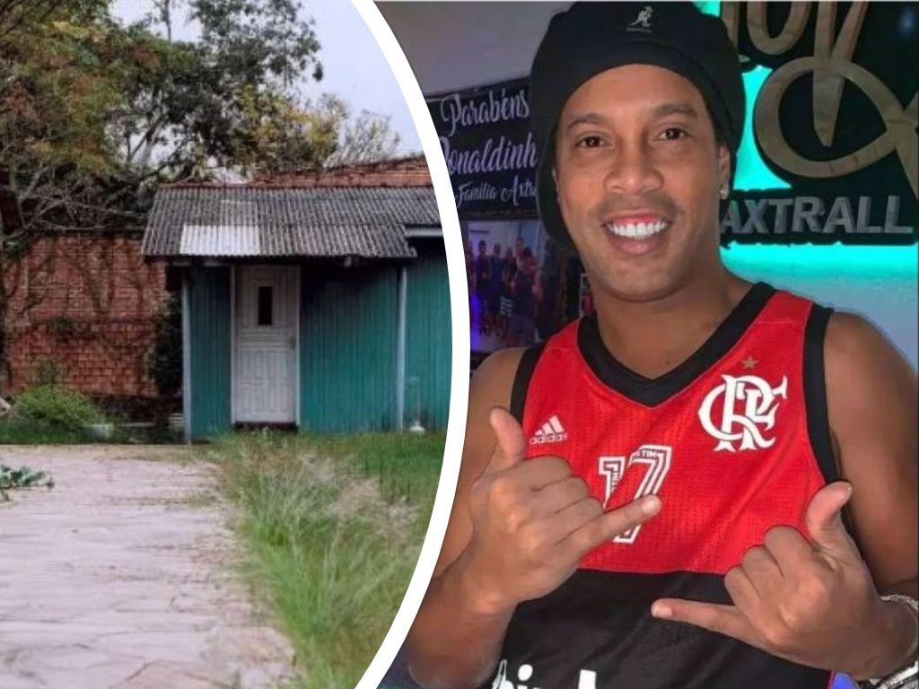 लेजेन्ड फुटबलर रोनाल्डिन्होको सम्पत्ति जफत, पार्सपोर्ट पनि खाेसियाे