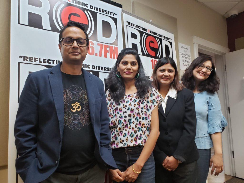 नेपाली रेडियो क्यालगरिद्वारा बालबालीकाहरूको विकास सम्बन्धि जानकारीमूलक कार्यक्रम