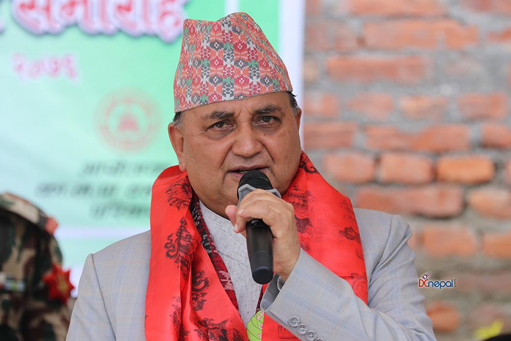 'चिनियाँ राष्ट्रपतिको नेपाल भ्रमणका बेला केरुङ-काठमाडौँ सुरुङमार्ग निर्माणको सम्झौता हुन्छ'