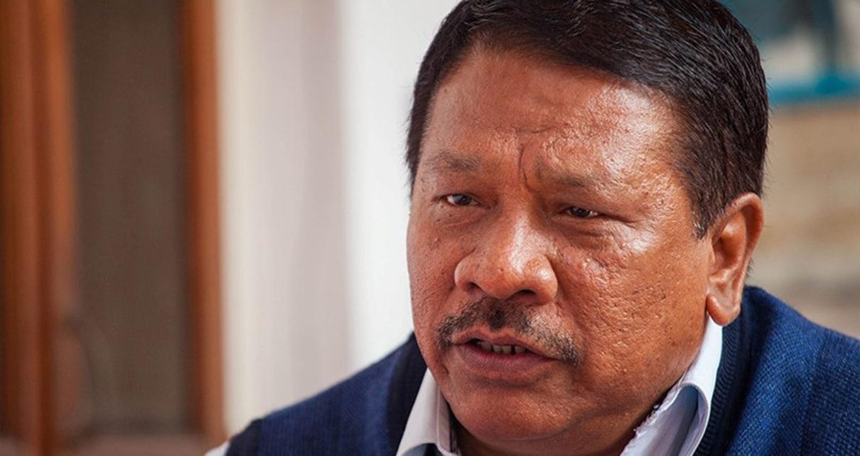काँग्रेस नेता सिंह अस्वस्थ, मेडिसिटीमा भर्ना