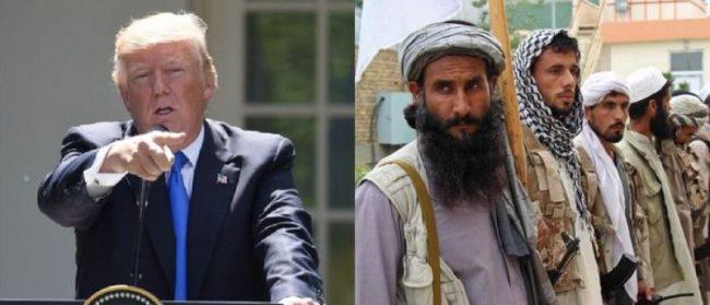 अमेरिका–तालिबानबीच वार्ताको तयारी
