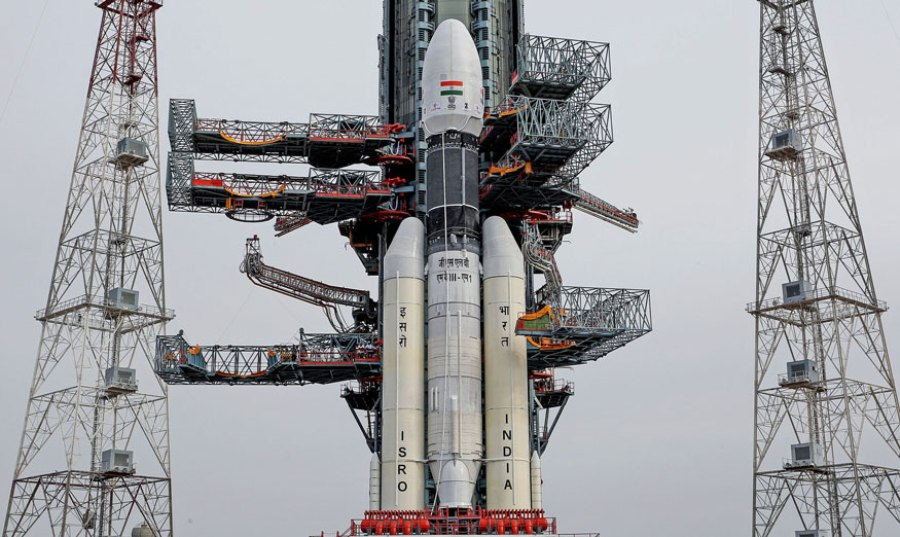 भारतको 'चन्द्रयान-२' सफलतापूर्वक चन्द्रमा कक्षमा प्रवेश