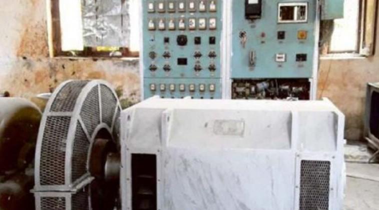 जलविद्युत् आयोजनाका महत्वपूर्ण सामग्री धमाधम चोरी