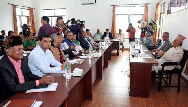 उम्मेदवार टुँगो लगाउन आज काङ्ग्रेस केन्द्रीय समितिको बैठक बस्दै