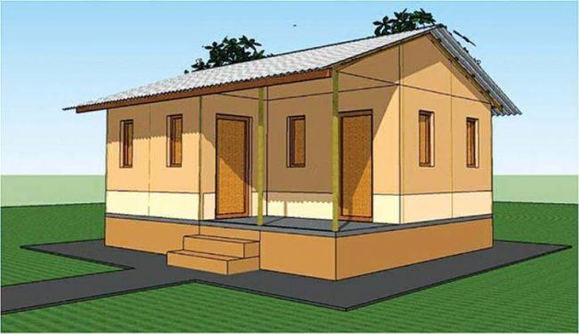 लमजुङ निजी आवास पुनःनिर्माणको काम ७५ प्रतिशत सम्पन्न