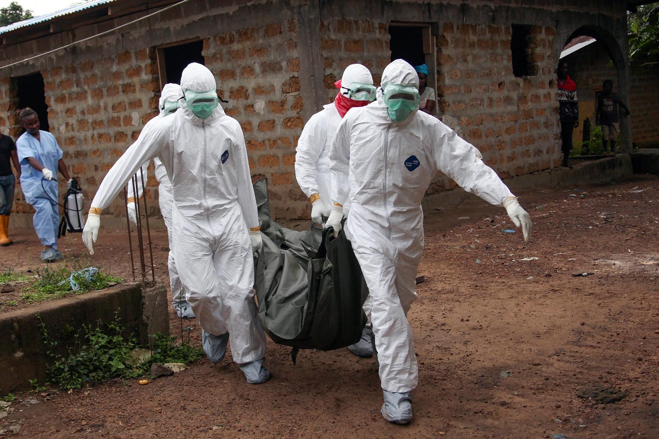 कङ्गोमा एक वर्षमा इबोला संक्रमणबाट दुई हजार जनाको मृत्यु