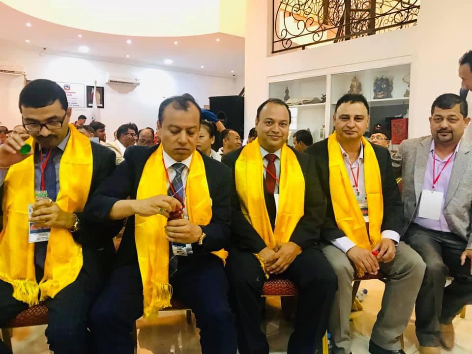 मध्यपूर्वमा रहेका नेपालीको समस्या सम्बोधन र अधिकारका लागि संघ प्रतिबद्ध छः उपाध्यक्ष कुमार पन्त