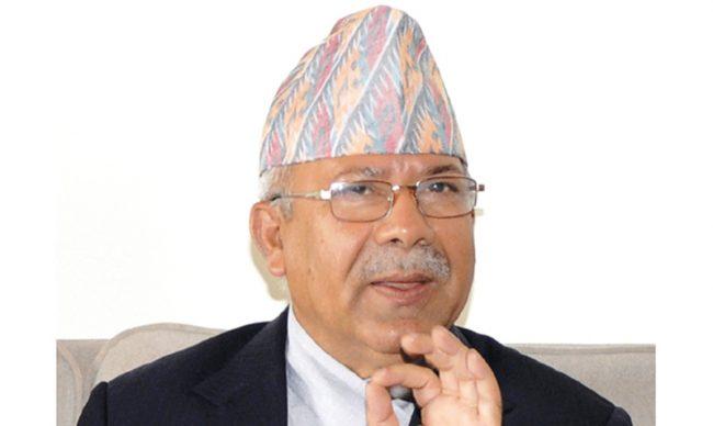 नेकपाभित्र माधव नेपाल फेरि 'कर्नर' मा