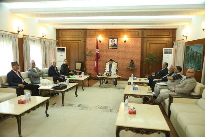 नेकपा सचिवालय बैठक निष्कर्षविहिन