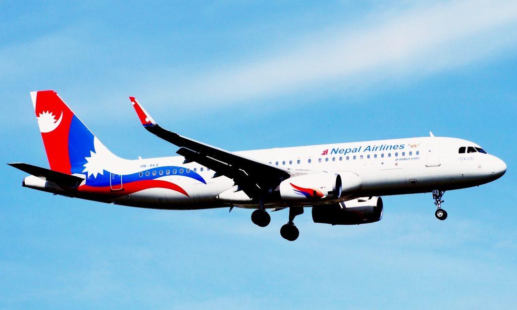 नेपाल एयरलाइन्सको उडान बन्द हुँदा यात्रु मर्कामा