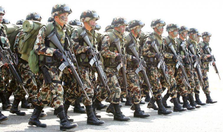संकटका बेला किन फ्रन्टलाइनमा छैन सेना ?