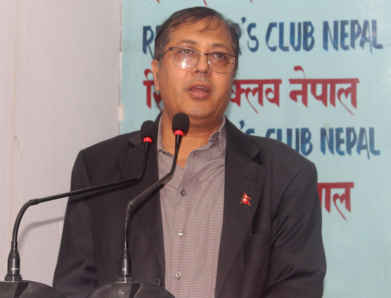 नेपाल–भारत संयुक्त आयोगको बैठक राम्रो र सकारात्मक हुन्छ : डा. भट्टराई