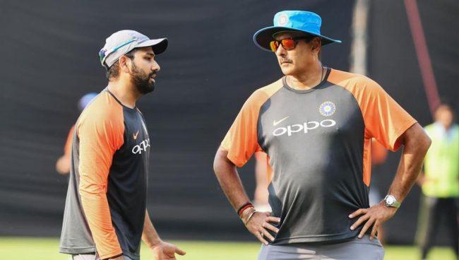 कोच शास्त्रीलाई रोहित शर्माको जवाफ 'म देशको लागि क्रिकेट खेल्ने गर्छु'