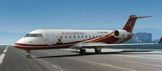 श्रीएयरलाइन्सको जनकपुर र सिमरामा परीक्षण उडान