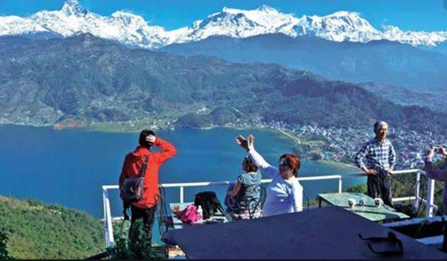 २०२० को ८ महिनामा पौने दुईलाख पर्यटक नेपाल आए