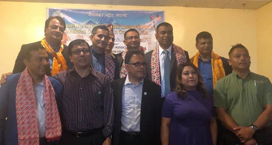 गैरआवासीय नेपाली संघ र स्थानीय संघसंस्थाबीचको सहकार्यका बिषयमा छलफल
