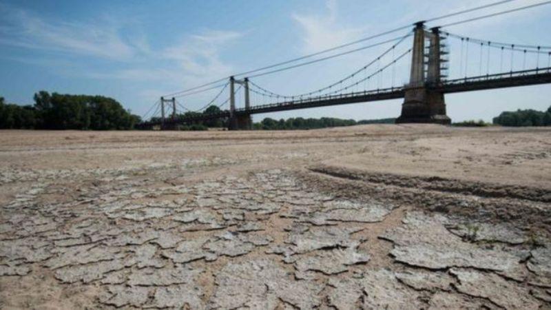 फ्रान्समा उखरमाउलो गर्मीका कारण दुई महिनामा करिब १,५०० को मृत्यु