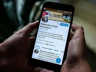 ट्विटरले बन्द गर्यो क्युबाका कैयौं सरकारी 'अकाउण्ट'