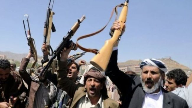 साउदी अरबका हजारौं सैनिक नियन्त्रणमा लिएको हूती विद्रोहीको दाबी