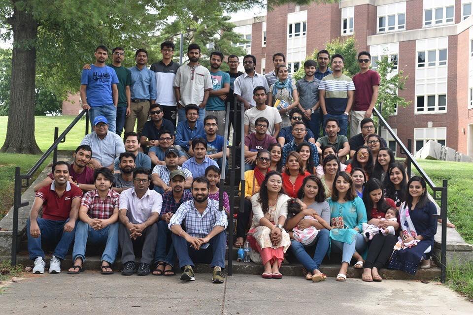 अमेरिकामा नेपाली विद्यार्थी समाजको साधारण सभा तथा स्वागत कार्यक्रम