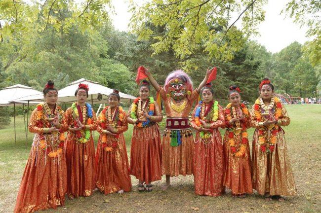 मेरिल्याण्डमा नेपाली समूदायले मनायो येन्या पुन्ही (इन्द्र जात्रा)