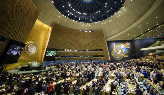 राष्ट्रसङ्घको ७४औँ महासभा आजदेखि, स्वास्थ्य सरोकार र जलवायु परिवर्तन मूल मुद्दा