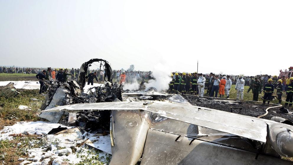 म्यानमारमा दुर्घटनाका कारण ३६ सयको मृत्यु