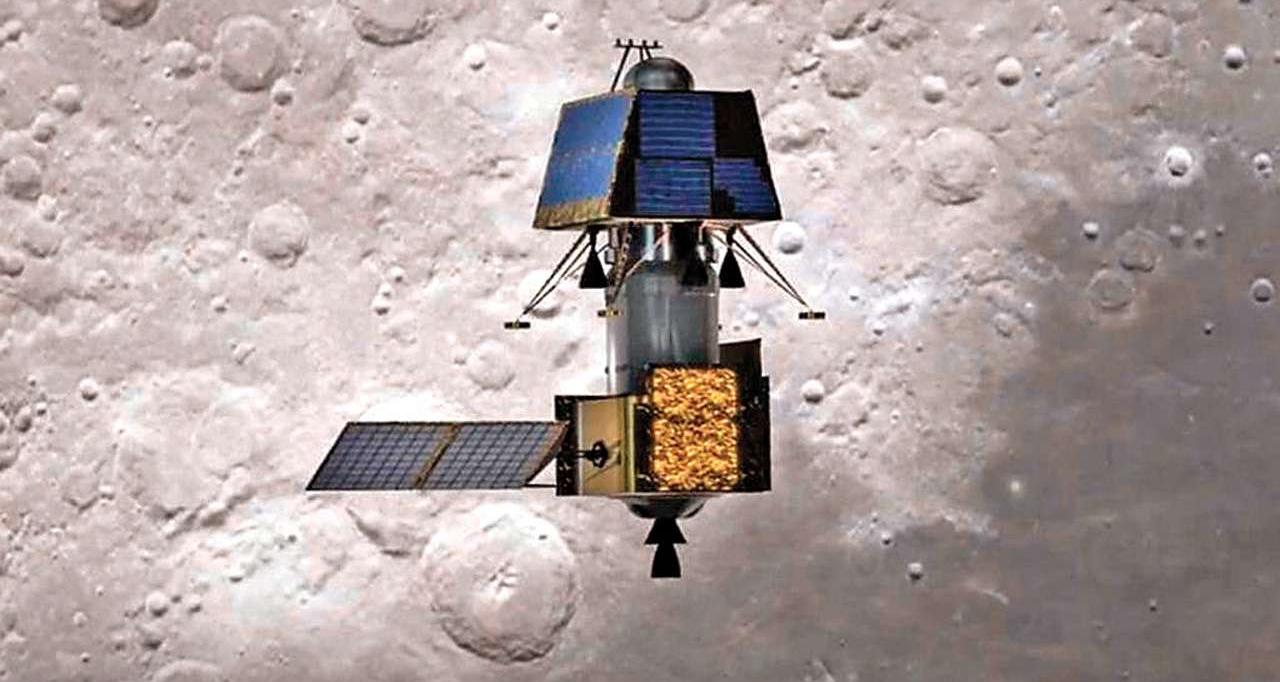 भारतको 'चन्द्रयान' चन्द्रमामा ल्याण्ड गर्ने बेला यस्ता गडबडी भएका थिए
