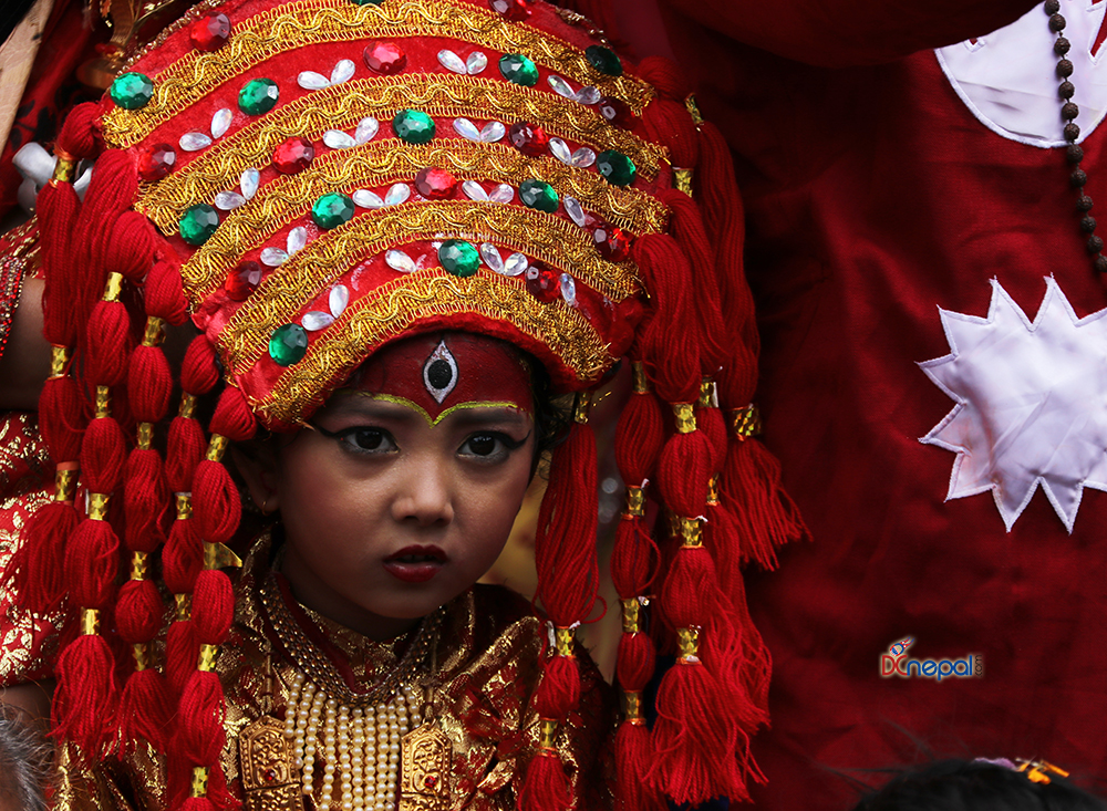 वसन्तपुरमा सामूहिक कुमारी पूजा सम्पन्न (फोटोफिचर)