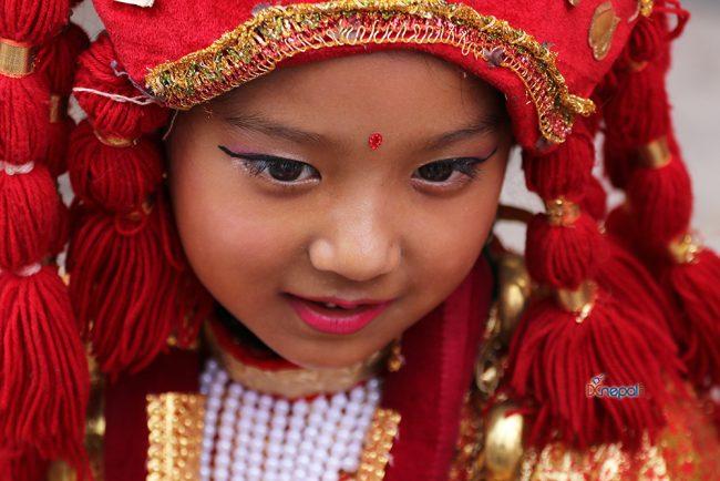 काठमाडाैं महानगरपालिकाले कुमारीलाई मासिक १५ हजार भत्ता दिने
