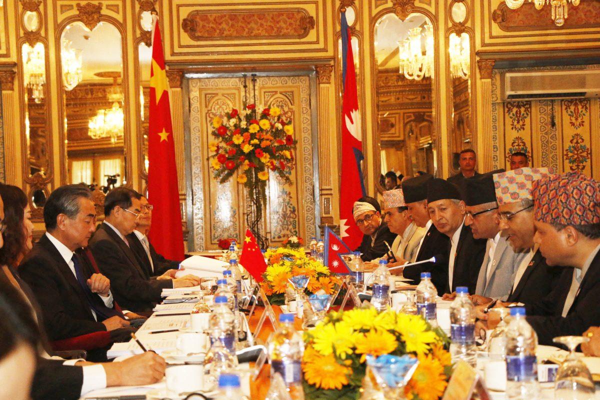नेपाल र चीनबीच तीन सम्झौता